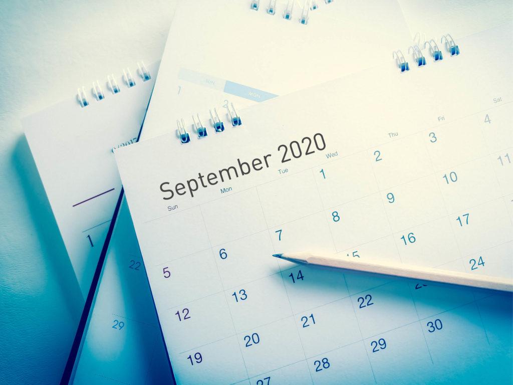 September Fortbildungen der AGpR